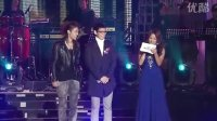 081004 MBC 大学生音乐节 Rise and fall 贤重 feat TOP