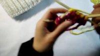 小白编织 双元宝帽子 织法第一集 视频教程