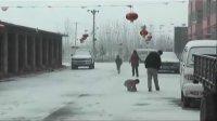 2011年春节初七玩雪