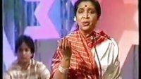 迷人的眼睛:印度经典《好人难做》插曲Asha现场版