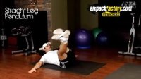 家庭版 6块腹肌无器械训练 [HD720P]
