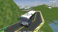 公交驾驶 游戏 (73) 韩国 现代汽车 Hyundai New Super Aero City