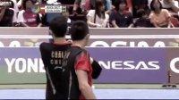 2013年日本羽毛球公开赛男双决赛阿山/塞蒂亚万VS柴飚/洪炜