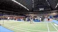 2013年日本羽毛球公开赛男单1/4决赛李宗伟VS竹村純