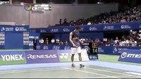 2013年日本羽毛球公开赛男单决赛李宗伟VS田儿贤一