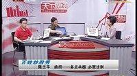 殷保华 3  殷保华 《天下财经》百姓炒股秀