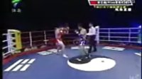 徐吉福(中)vs那塔克  替帕那旺       2011年4月28日武行天下国际搏击赛