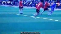 20110228 SYuni Kim Hyun Joong play soccer 3