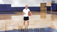 五虎篮球教学脚步移动步法-投篮前的脚步动作