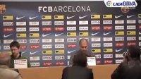 Derbi catalán en el Camp Nou
