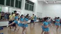 福州三中第24届校园文化节健美操高二五班