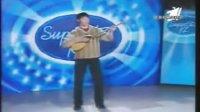 哈萨克super star选手用冬不拉弹唱出DJ嗨曲!