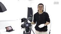 《小九商业摄影技巧与布光》第003期 带液晶屏的电子产品的拍摄