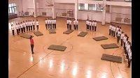 (高中)全国第4届体育教学优质课视频之 - 单肩后滚翻成单膝跪撑平衡技巧组合动作B面