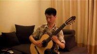 Serenata española 《西班牙小夜曲》 高艺吉他独奏