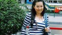 华裔美女林仁卿(pukky)的中国情结(1)---在曼谷面授点学习汉语