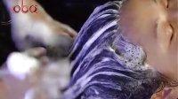 国际欧芭洗发手法1
