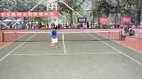 2011全国大学生暨校长网球锦标赛,暴击男