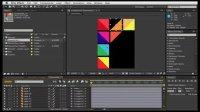 【AE教程】结合Adobe Illustrator打造绚丽折叠卡片图案