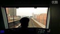 武汉轨道交通1号线 友谊路-利济北路 车前展望