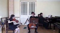 老齐和他的朋友们之 拉赫玛尼诺夫 悲歌三重奏---纪念伟大的艺术家OP9  2乐章