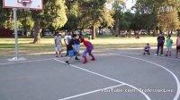 Spiderman Plays Basketball.... Amazing Spiderman 1