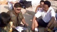 大连时尚户外2007年9月哈仙岛户外救援演练