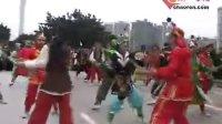 2009潮汕文化系列活动启动仪式歌舞舞狮表演