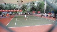 2011全国大学生暨校长网球锦标赛,姐妹花