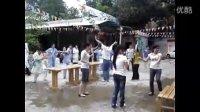 广西南宁社工小朱策划的五一员工游园活动(视频),社工减压游戏,团队游戏 户外素质拓展游戏