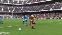 球场上的男人就是这样 FIFA14 5看看这是多么的搞笑