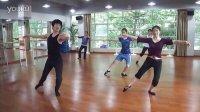 子舞线艺术中心王湘钧老师形体芭蕾视频上传了