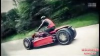 世界上最牛的超级摩托:法拉利引擎、时速240