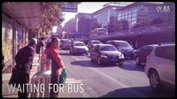 Sunny Ride - 记录从雍和宫坐车回家的无聊时光