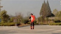 舞蹈:金风蝶韵(第五套海派秧歌).