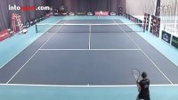 Tennis Backhand- Practice Drills