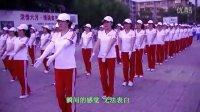 集贤县靓丽有氧健身操(僵尸舞)曲9《天籁传奇》