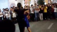 厦门 中山路 偶遇热舞