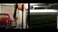 先进的现代机器人-薄壁回转轴承-BYC洛阳交叉滚子轴承-机器人手臂设计