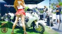 2011 洛杉矶摩托车展 精彩片段