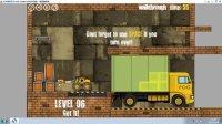 休闲益智小游戏——卡车装货员