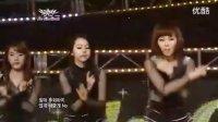 『传奇推荐』最近狂迷这个舞蹈 中韩美女组合Wonder_Girls最新现场Be_my_baby