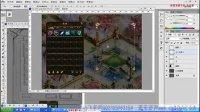 CG帝国游戏UI设计论坛-游戏UI视频教程-UI界面边框窗口设计02