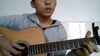吉他弹唱《牵手》
