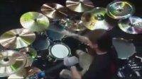 Lamb of God鼓手与吉他手