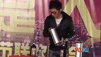 双筒变酒瓶(表演)