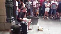 街头口技达人 经典节奏dubstep
