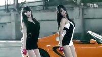 韩国性感运动美女组合SISTAR