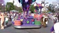 美国迪士尼游行聚会 Party Parade in Disneyland USA
