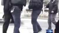 嚣张!酒后驾车 三男子狂殴记者持刀袭警 111205 有一说一